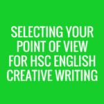 HSC English Creative Writing Crash Course - Art of Smart