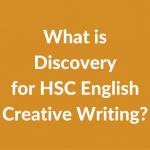 hsc creative writing tips