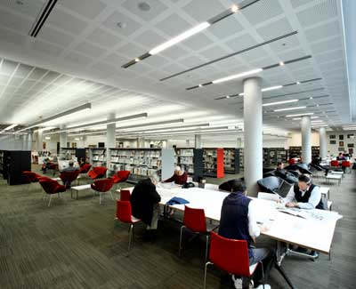 Chatswood Library Study Rooms