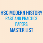 15+ HSC Modern History Past Papers – The Master List [From the Archives]