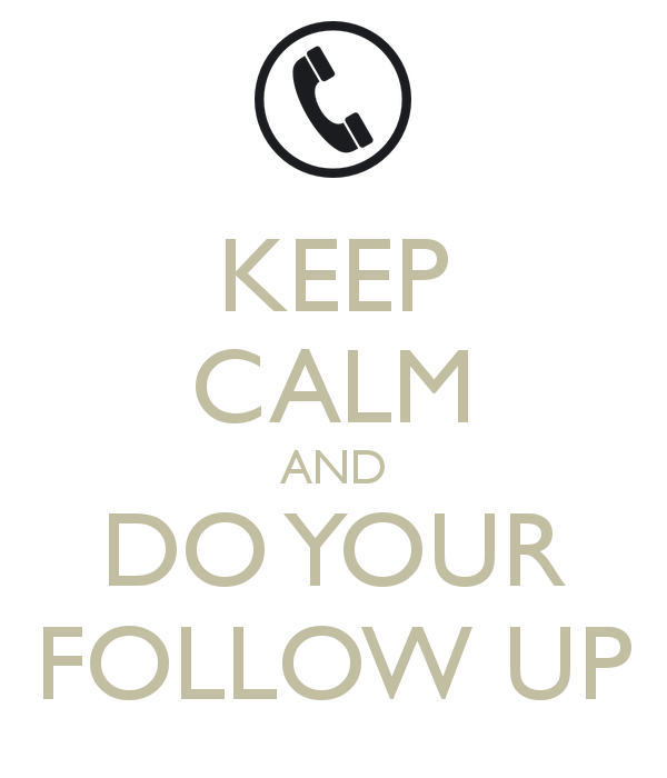 keep-calm-and-do-your-follow-up