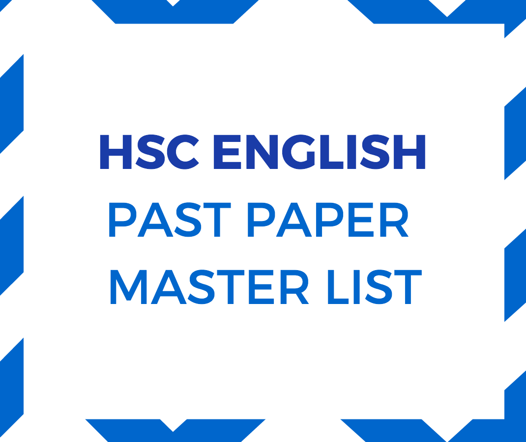 Hsc biology past papers master list 25 hsc english past papers master list from the archives fandeluxe Images