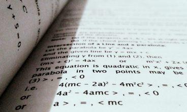 HSC Maths